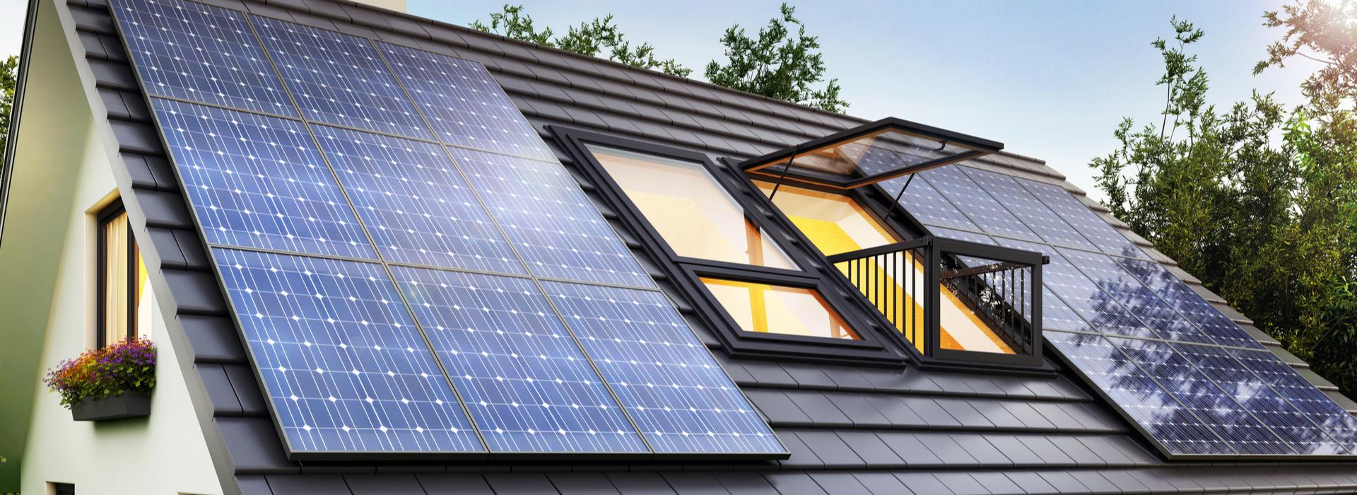 Solarpanels EFH